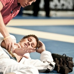 Three common injuries in BJJ