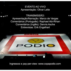 Copa Podio on May 5th, 2013