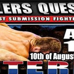 Grapplers Quest Amsterdam 2013 Results