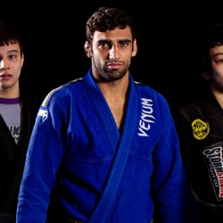 Who will face Leandro lo and the Miyao bros at Copa podio?