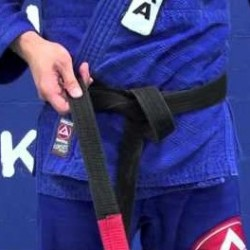 Four ways you can tie your BJJ belt