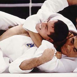 Vintage documentaries on Rickson Gracie