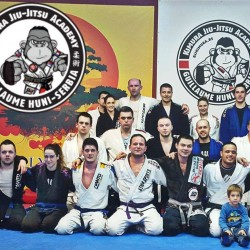 Training report from Kimura BJJ Academy in Serbia