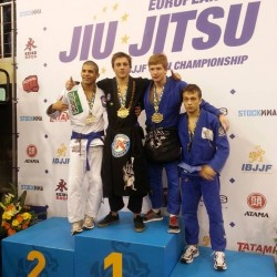 Norwegian rising star: Espen Mathiesen on his gold at the Europeans, his BJJ goals and plans to move to the US
