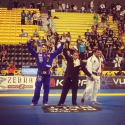IBJJF worlds 2014 results: here are the black belt medallists!