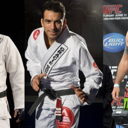 Summer camp with Roger Gracie, Braulio Estima and John-Olav Einemo // 13-14-15 June 2014 Stavanger – Norway