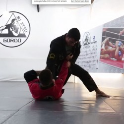 "Weekly move: Back take from Open guard with Eduardo ""Teta"" Rios"