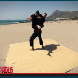 (Video) BJJ NO-MAD: FIRST RULE OF THE FIGHT CLUB!