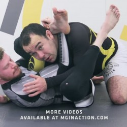 (Video) Marcelo Garcia shows how to pass the rubber guard and spars with Eddie Bravo