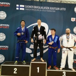 Results of the BJJ Finnish Open 2015