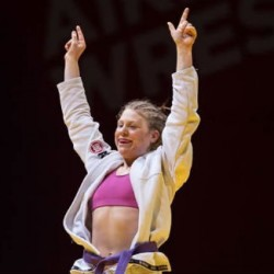 Interview with Swedish Grappler Sophia Nordenö on her preparation to ADCC 2015