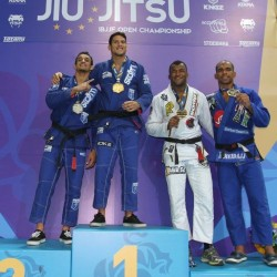 2016 Europeans Black Belt and team Results