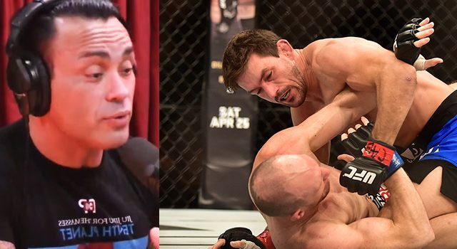 Edie Bravo on Demian Maia: he found the path for BJJ in MMA