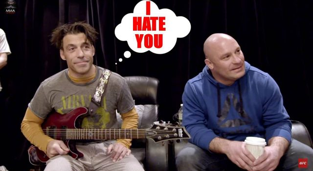 """Matt Serra Reveals Why Nick 'The Tooth' Was Removed From """"Dana White Lookin' For A Fight"""" show"""
