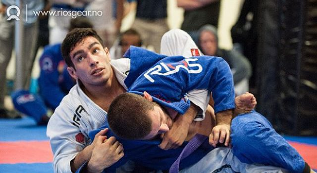 Interview with young BJJ prospect from Norway: Hussein Abbas-Zade