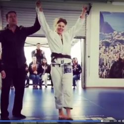 Swede Sophia Nordenö wins first women-only BJJ Kumite in California and a $1,000 Cash prize