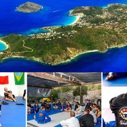 Amazing BJJ camp in the Caribbean