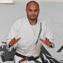 Interview with Denmark's first BJJ Black Belt: Shimon Mochizuki