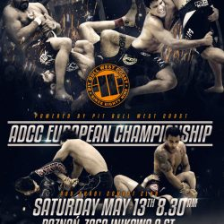 ADCC European Championship on 13th of May 2017 in Poznan, Poland