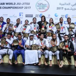 Scandinavian medals at the Abu Dhabi World Pro 2017, All won by Swedes from team Checkmat