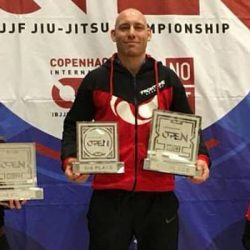 IBJJF Copenhagen No-GI OPEN 2017 Full Results: Frontline Academy takes team trophy