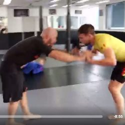 Watch Craig Jones and Kit Dale Sparring with hilarious commentary