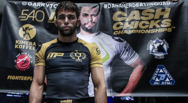 Garry Tonon signs with ONE FC