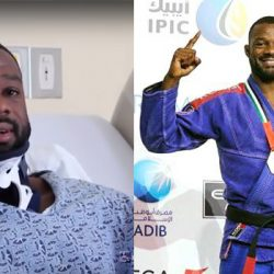 How Alan Finfou came back from being almost paralysed to winning major Jiu Jitsu world titles