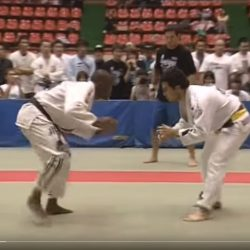 Newly released super fight between Fernando Terere and Marcelo Garcia back in Japan back in 2004