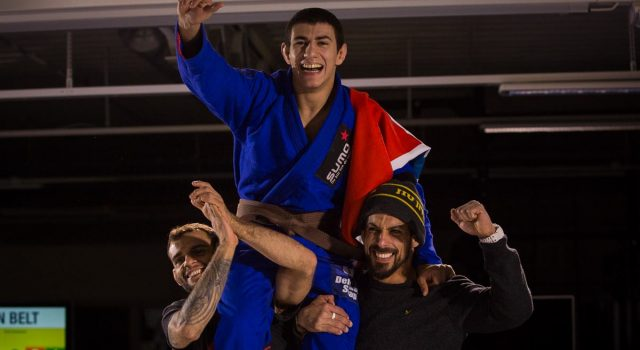 Copa Podio Iron Brown belt Europe Results and Recap