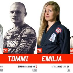 Polaris 6: a look at the four Scandinavian grapplers who will be competing this Saturday
